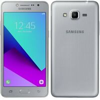 BRAND NEW SAMSUNG GALAXY GRAND PRIME PLUS SILVER 8GB 4G LTE DUAL SIM UNLOCK 2016