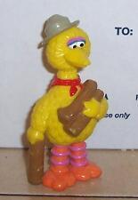 Vintage Sesame Street Big Bird PVC Figure VHTF Rare #6
