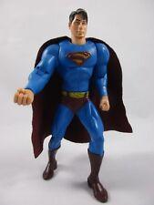 Figurine SUPERMAN RETURNS - SUPERMAN MEGA PUNCH - MATTEL 2006 Loose