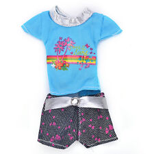 Fashion Handmade Party Dresses Clothes For Barbie Noble Doll Best Girls' GiftEvG