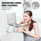 Laptop aluminum stand Ergonomic stand , easy to carry Suitable for 10-17  laptop