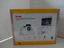 Kodak HD Baby Monitoring System Night Vision CFH-BVA10 180 Degree Viewing Angle