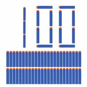 100pcs/200/300 of n-strike elite nerf darts for nerf guns soft bullet head 7.2cm
