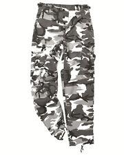 Mil-tec Esercito USA Ranger Pantaloni con tasconi da lavoro Combat Medium Urbano