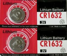 2 New MX CR1632 Lithium 3v Coin Battery Australia Stock FAST SHIPPING