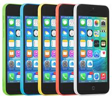 Apple iPhone 5C 8GB 16GB 32GB - Factory Unlocked - AT&T - Sprint
