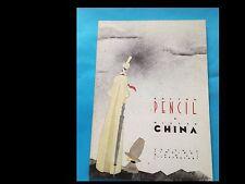 DOCTOR PENCIL & MISTER CHINA (Grafis edizioni 1985)