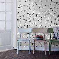 Simple Dots wall decor Scandinavian wall mural Simple removable wallpaper