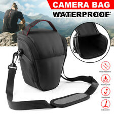 DSLR SLR Camera Bag Shoulder Case Waterproof for Canon EOS Nikon Sony Panasonic