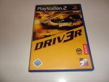 PlayStation 2   DRIV3R