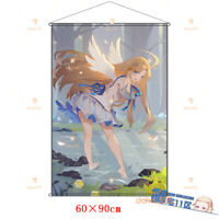 Wall Scroll Decor Anime The Rising of The Shield Hero Home Poster 60×90cm #X71