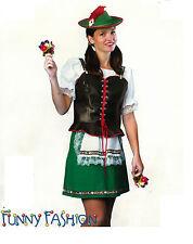 Carnevale Costume Donna Tirolese 501044 tg. 40-42