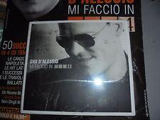 4 CD GIGI D'ALESSIO MI FACCIO IN 4