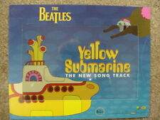 BEATLES*MUSICLAND GROUP*CYBERCENE*CEL WITH FLEX N TUCK*YELLOW SUBMARINE*NEW