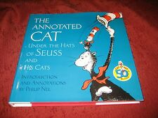 The Annotated Cat Under the Hats of Seuss and His Cats by Philip Nel (HD) 1ED/1P