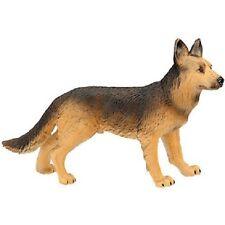 German Shepherd Dog - Bullyland: vinyl miniature toy animal figure