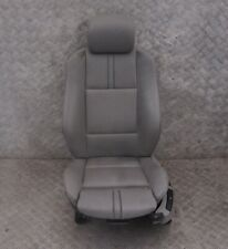 BMW X3 Series E83 Front Left N/S Sports Leather Seat Ambiente Grey