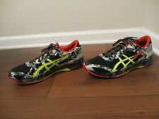 Used Worn Size 13 Asics Gel Noosa Tri 11 Shoes Multi Color