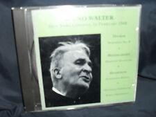 Bruno Walter-New York Concert, 15 FEB. 1948-gioca Dvorak/Mendelssohn...