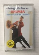 "Francisco Montaro Ensemble ""Strictly Ballroom Rhumba"" NEW & SEALED Tape Cassette"