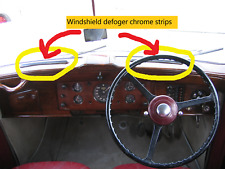 Windshield defroster strips for Early Post War Rolls-Royce & Bentley (1946-59)