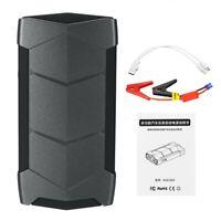99900MAh 2 USB 12V Car Jump Starter Pack Booster LED Charger Battery Power  Y9K3