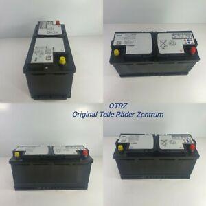 BMW 8ER (G14)ORIGINAL  AGM  STARTER BATTERIE 105Ah 12V START STOP NEUWERTIG