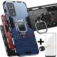 Xiaomi Mi 10T Pro 5G 360Ring Stoßfest Schutz Handy Hülle Cover Case Tasche Etui