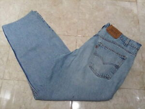LEVI'S 555 Relaxed Straight MOM Boyfit Jeans  , size 20 UK ,  38W 29L
