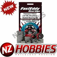 Fast Eddy Traxxas E-Revo 2.0 VXL Brushless Sealed Bearing Kit # TFE5791