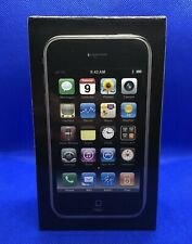 Apple iPhone 3GS - 8GB - Black Brand New Sealed Unlocked No Reserve