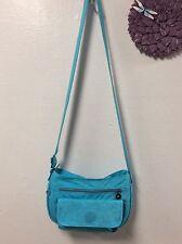 Womens handbag KIPLING blue cross body light weight travel H43