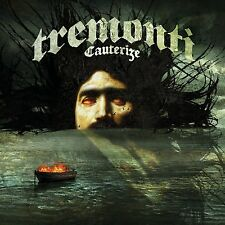 TREMONTI CD - CAUTERIZE (2015) - NEW UNOPENED - ROCK METAL - FRET12 RECORDS