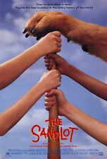 THE SANDLOT Movie POSTER 27x40 B Tom Guiry Mike Vitar Patrick Renna Chauncey