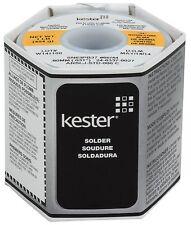 Kester 44 Rosin Core Solder 63/37 .031 1 lb. Spool - 24-6337-0027