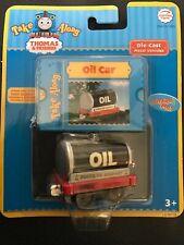 Thomas & Friends Take Along OIL CAR Tanker NEW Die Cast Metal Vehicle