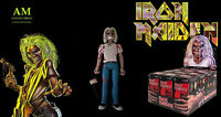 SUPER 7 BLIND BOX S1 REACTION FIGUR - IRON MAIDEN EDDIE - KILLERS  VARIANTE