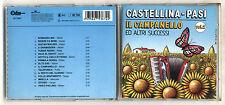 Cd CASTELLINA PASI Vol 2 IL CAMPANELLO ed altri successi OTTIMO 1992