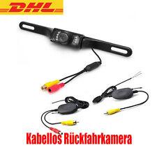 Kabellos HD Auto KFZ Kamera Rückfahrkamera Car Camera Einparkhilfe Nachtsicht