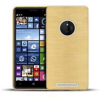 Schutz Hülle für Microsoft Lumia 830 Silikon Case Handy Tasche Cover Bumper