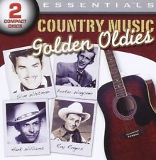 Country Music: Golden Oldies by Various Artists (CD, Apr-2012, Play 24-7)