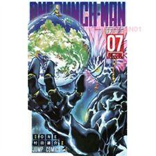 NEW Onepunch-Man Vol.7 Japan Manga Comic