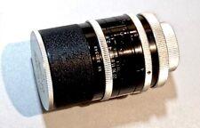 KERN-PAILLARD SWITAR 50mm f1.4 AR C-MOUNT LENS -  Excl