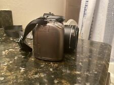 Canon PowerShot SX20 IS 12.1MP Digital Camera - Black (With carrying case)