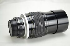 Nikon Nikkor 180mm f/2,8, AI, manuell, f. analog und digital
