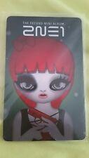 2ne1 2nd mini album Bom official photocard kpop k-pop shipped in toploader