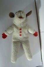 "Lamb Chops 17"" Play Along Puppet Aurora World Plush From Kids Show"