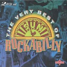 Very Best of Sun Rockabilly - Various Artists (2CD SET, 1997, Charly, IMPORT)