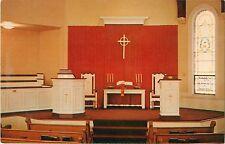 Interior View, First United Presbyterian Church, Millerton Ny
