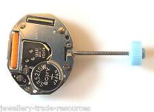 Nueva ronda 751 Reemplazo Cuarzo Reloj De Movimiento